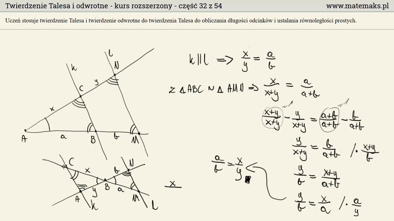 stara matura matematyka zadania