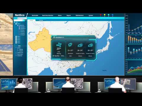 Huawei omvormer Smart PV Plant Solution