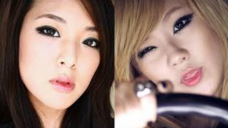 One of From Head To Toe's most viewed videos: 2NE1 Can't Nobody CL Monolid Makeup Tutorial