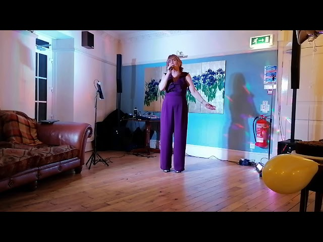 Somewhere - West Side Story - Sandy Smith cover