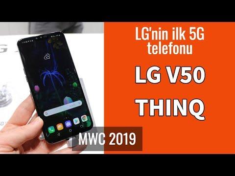 LG V50 ThinQ Ön İnceleme