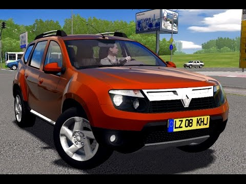 city car driving dacia renault duster 2010 download link 1080p 60fps youtube. Black Bedroom Furniture Sets. Home Design Ideas