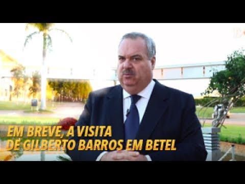 TV Leão - Em Breve, a visita de Gilberto Barros em Betel, sede das Testemunhas de Jeová