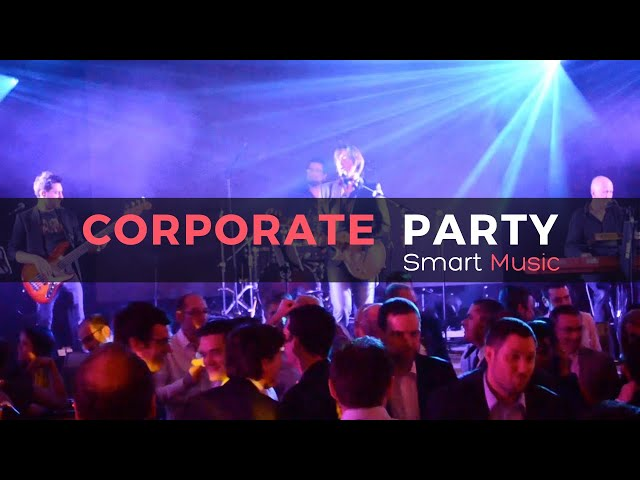 Party Band & Wedding Band in France: Smart Music