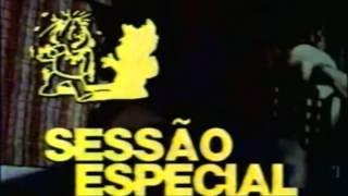 Chamada: Sessão Especial | TV Record (1988)
