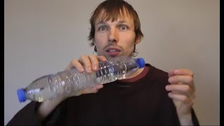 how to drink from the bottom of the bottle