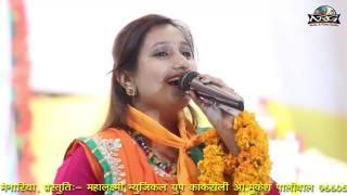 Neeta Nayak LIVE Bhajan - Rupalo Mandiriyo Tharo Sovano | HD Video | Fatehnagar Live | Marwadi Gaane
