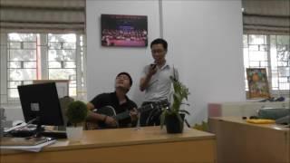 CÂY ĐÀN GUITAR CỦA LOTKA - Đình Khoa & Anh Tuấn ngẫu hứng