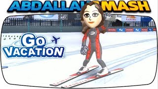 Go Vacation on Nintendo Switch - SNOW TRICKS! [Episode 8]