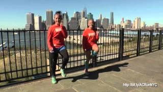 Let's Go Run New York | NEW DONATION LINK: bit.ly/RunNY2016 | NYC MARATHON | Taylor Swift PARODY