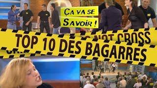 Gambar cover TOP 10 des bagarres dans Ça va se savoir ! Top #01