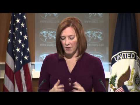 Daily Press Briefing: November 3, 2014