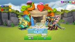 How to breed WARLORD DRAGON ? - Dragon Mania Legends
