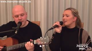 Hallelujah - Leonard Cohen (Cover von MarryMe Akustik Duo)