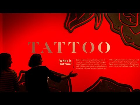 Tattoo An Exhibition | Museum Of Natural History