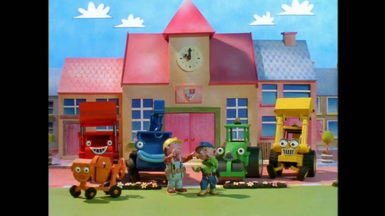 Bob The Builder Dvd Trailer Travis Dvd: 2004 Bob The Builder DVD Promo (UK)