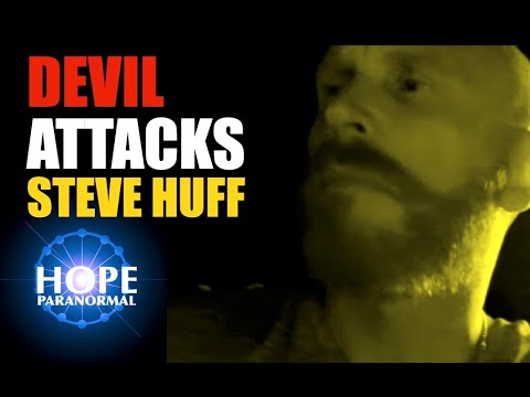 STEVE HUFF'S LAST VIDEO, THE DEVIL  (OFFICIAL H.O.P.E. VIDEO)