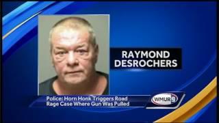 Police say horn honk triggered road rage