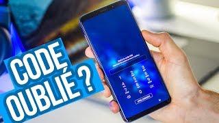 Déverrouiller son Smartphone sans Code / Mot de Passe oublié