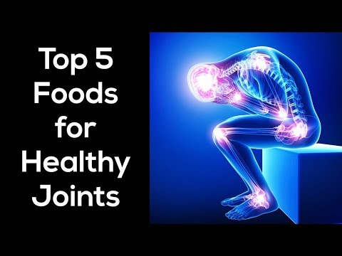 Top 5 Foods for Healthy Joints