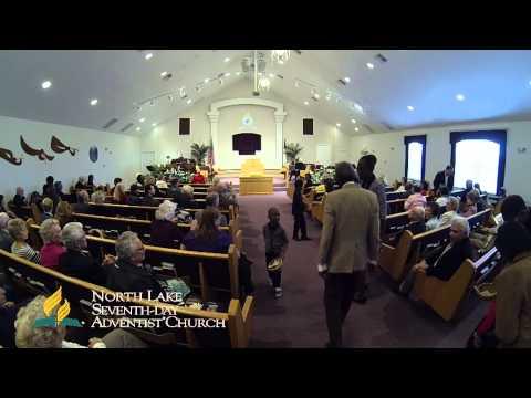 1-23-16 Church Service North Lake Seventh-day Adventist