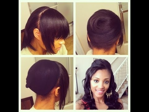 My trick for blending hair into clip ins youtube my trick for blending hair into clip ins pmusecretfo Choice Image