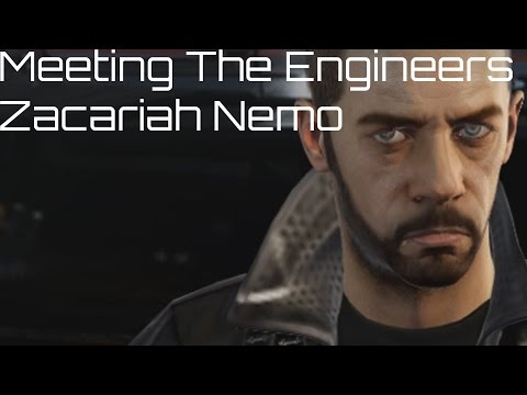 Elite Dangerous: Meet the Engineers - Zacariah Nemo