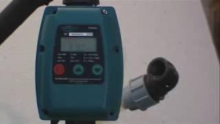 ЧАСТЬ 2! Акватика DSK501 779546 контроллер давления электронный   ОБЗОР И НАСТРОЙКА