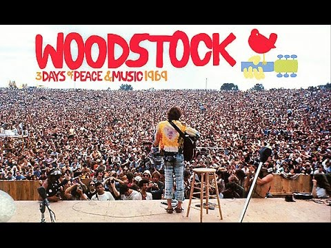 Woodstock Unofficial Aftermovie - 1969