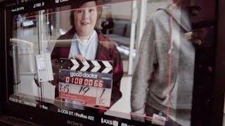Wish Kid Caleb Joins The Good Doctor on ABC   Make-A-Wish®& Disney