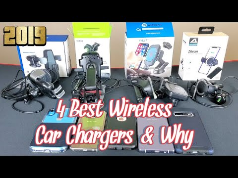 2019: 4 Best Car Wireless Charger Mount for Smartphones & Why