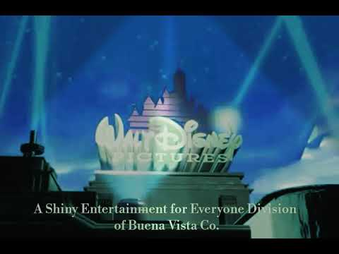 Walt Disney Pictures  (20th Century Fox Variant) (with SEFE and Buena Vista byline)