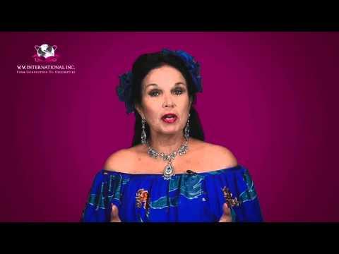 Viviane Ventura's Greeting at V.V.International (complete version)