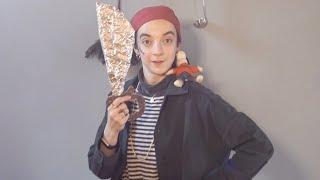 How To Dress Up As A Pirate | Treasure Island: National Theatre at Home