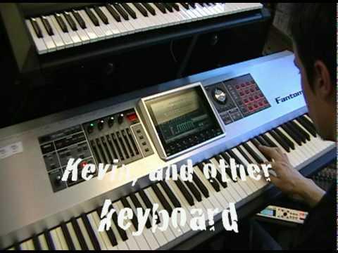 L.A. Music Canada - Roland Fantom G8