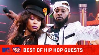 Best of Hip Hop Guests, Most Iconic Rappers, Hottest Moments & More 🎶🤘 Wild 'N Out