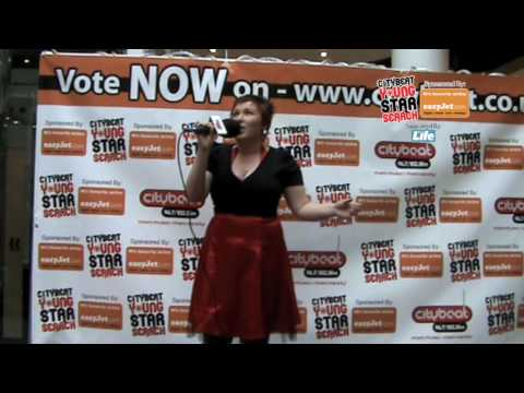 Citybeat Young Star Search 2009 with easyJet : The Finals : Ashley Burns