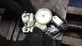Ремонт замка багажника Mercedes ML GL