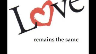 love remains the same-gavin rossdale