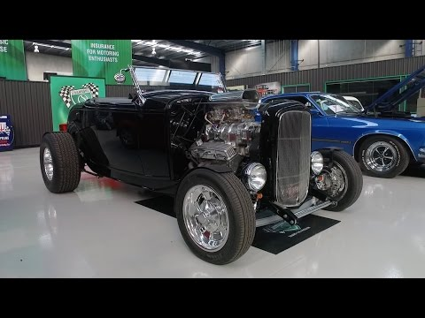 1932 Ford B 'Hot Rod' Roadster (RHD) - 2017 Shannons Melbourne Autumn Classic Auction