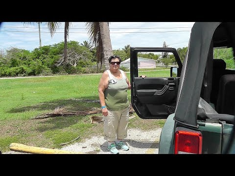 Cayman Islands Jeep Safari
