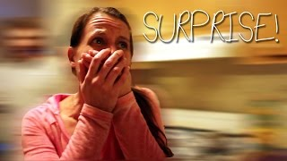 Surprising My Family for Thanksgiving!