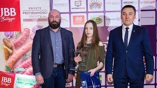 Sportowiec Roku 2017. Nagroda dla Magdy Baczewskiej