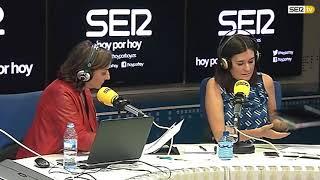 Entrevista completa de Pepa Bueno a la ministra de Sanidad Carmen Montón | Hoy por Hoy | Cadena SER