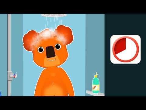 Thumbnail Lave-toi les cheveux avec Ben le koala
