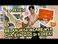 BELANJA SKINCARE NYA CHA EUN WOO TRUE BEAUTY DI KOREA! ✨😍 REVIEW SETELAH 1 MINGGU PEMAKAIAN ✨