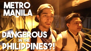 Video Manila Today: A DANGEROUS CITY? (Life in the Philippines) download MP3, 3GP, MP4, WEBM, AVI, FLV Agustus 2017