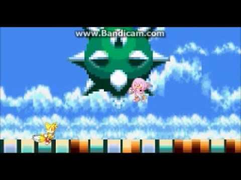 Sonic Scene Creator 4 & 5 - The Battle of Mobius