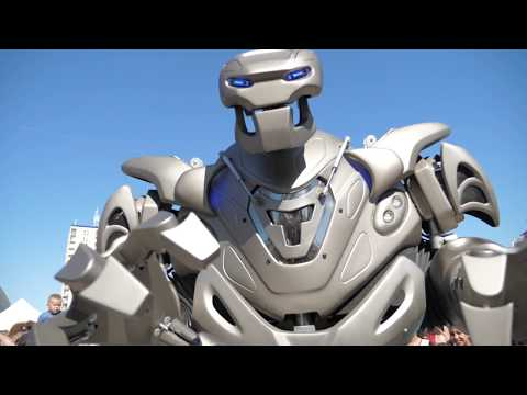Titan the Robot - The one and only