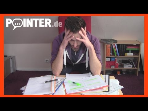 Patrick vloggt - 4 Tipps zur Klausurvorbereitung